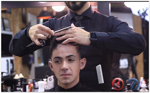 Curso de Cabeleireiro Barbeiro em Carapicuíba