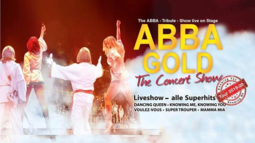 ABBA GOLD - The Concert Show I Linz