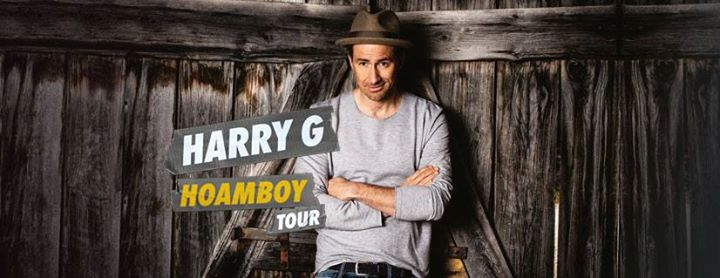 HARRY G · Hoamboy · Neumarkt