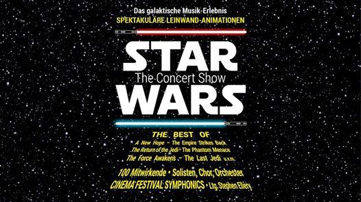 Star Wars - The Concert Show   Bern - Kursaal