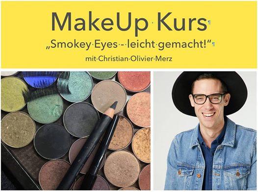 MakeUpKurse: Smokey Eyes - leicht gemacht!