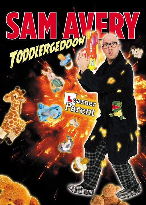 Sam Avery - Toddlergeddon