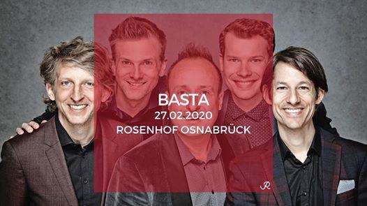 Basta 'In Farbe' • Osnabrück • Rosenhof