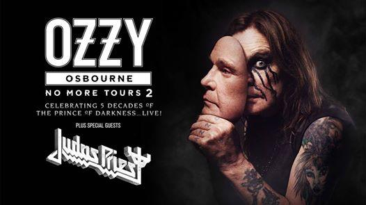 Neuer Termin: Ozzy Osbourne // Mercedes-Benz Arena Berlin