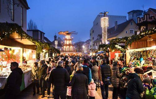 Weihnachtsmarkt Bregenz 2018