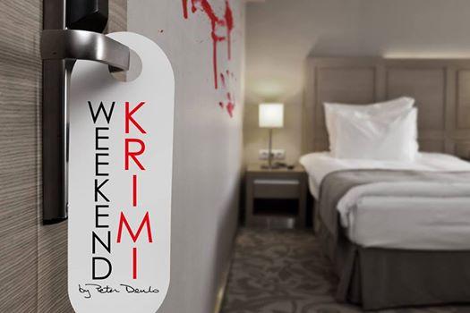 Weekendkrimi by Peter Denlo -