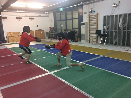 Open Sparring Lausanne