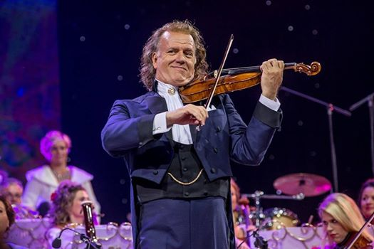 André Rieu live in Liverpool