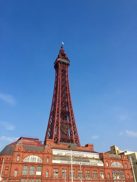 Blackpool, Lytham St Annes 2021 - Holiday with Dancing,