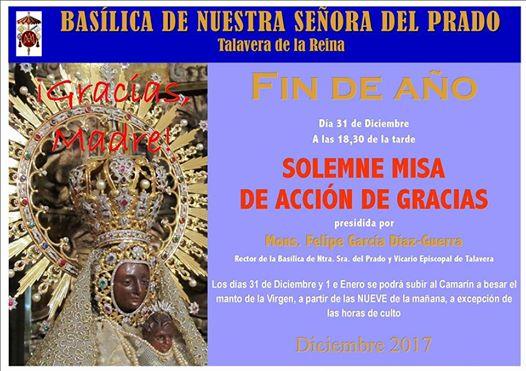 Basílica de Ntra Sra del Prado (Talavera de la Reina)