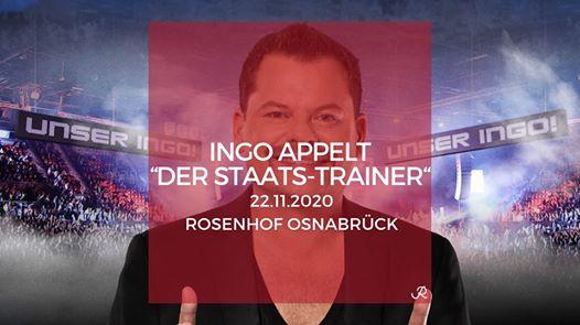Ingo Appelt • Osnabrück • Rosenhof