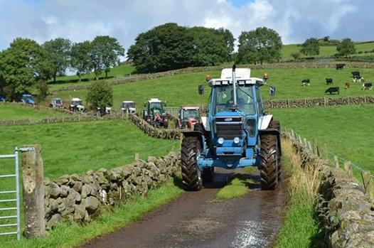 20 Years Of Tractors