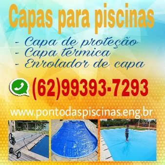 Capa De Piscina - Térmica / Proteção Zap (62)99393-7293