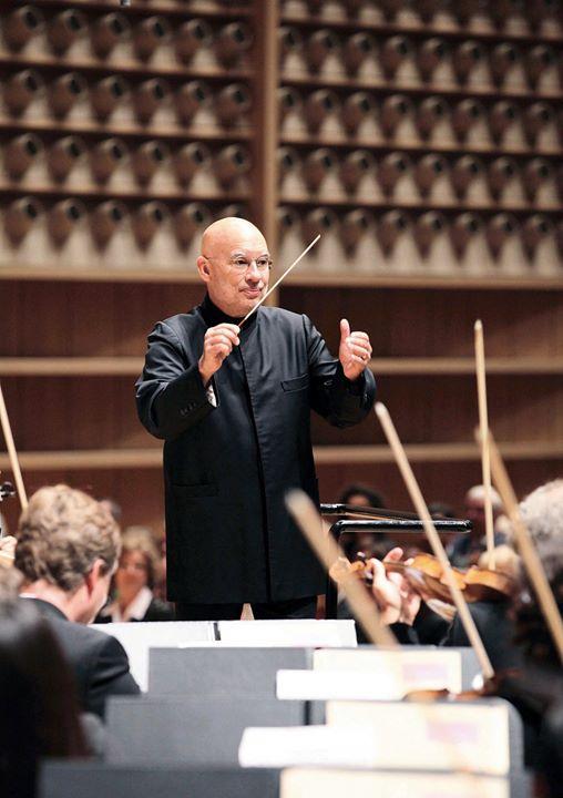 Dennis Russell Davies & Filharmonie Brno - Brucknerhaus Linz
