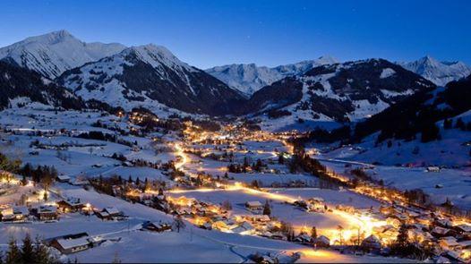 Friblëtz Intercercle Ski-Weekend zu Gstaad