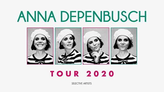 Anna Depenbusch · Jena · Volkshaus
