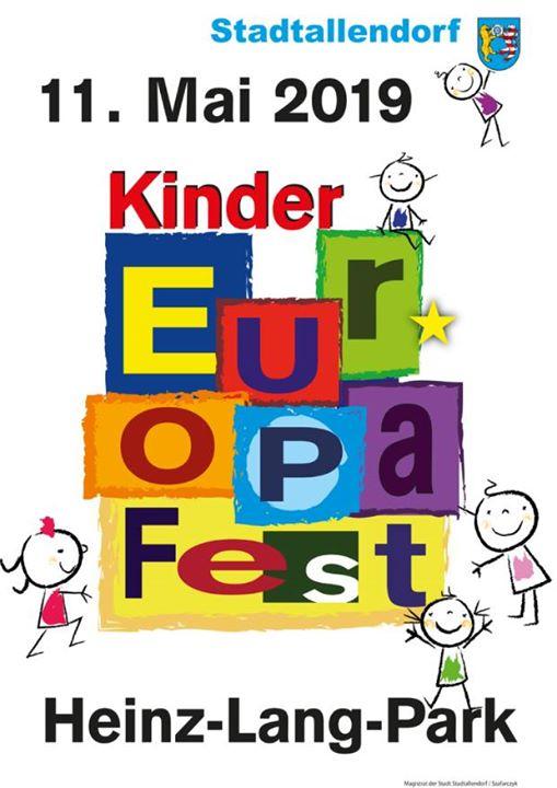 Kinder-Europafest Stadtallendorf
