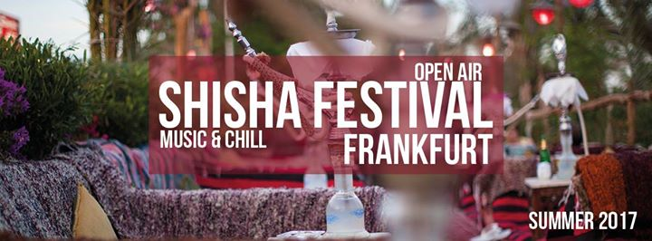 Shisha Open Air Festival Frankfurt am Main