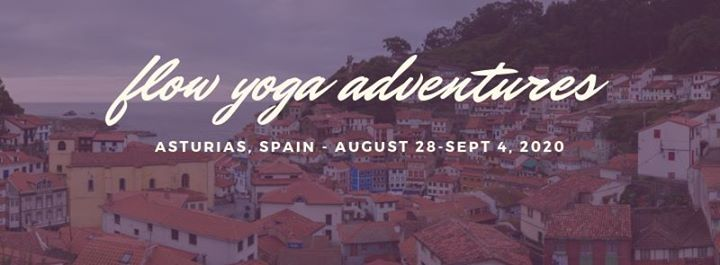 Asturias, Spain Yoga and Hiking Adventure 2020