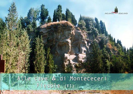 Fiesole e le antiche Cave di Montececeri