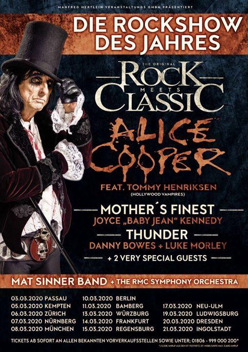 Rock Meets Classic arena, Nuremberg