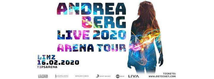 Andrea Berg Live 2020 - Arena Tour Linz