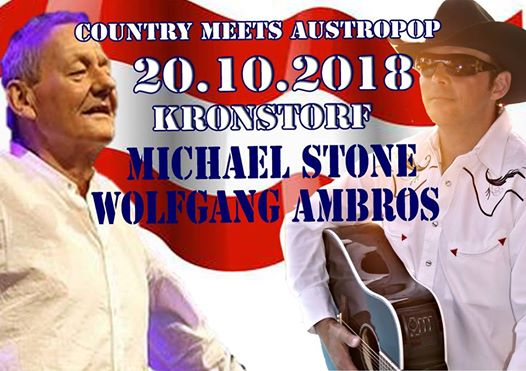 Country meets Austropop Wolfgang Ambros & Michael Stone
