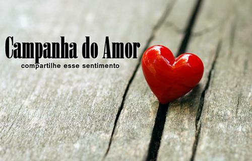 Campanha do Amor - Eu Compartilho!