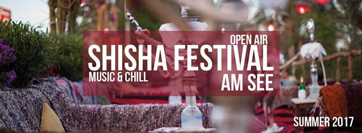 Shisha Open Air Festival am See