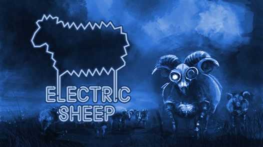 Electric Sheep at Private Wedding