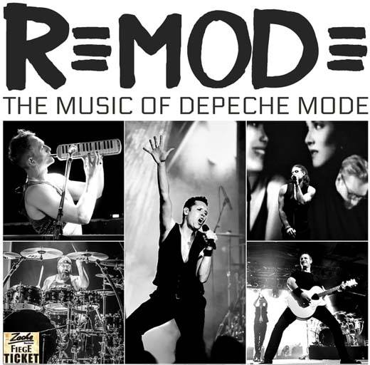 A Tribute To Depeche Mode ( Remode )