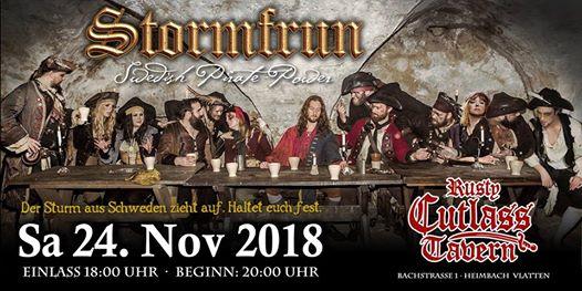 Stormfrun Konzert