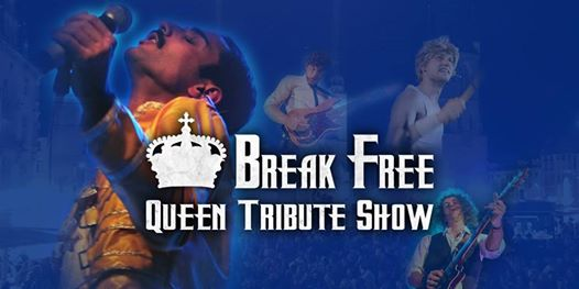 Break Free - The Queen Tribute Show Friesenheim Sternenberghalle
