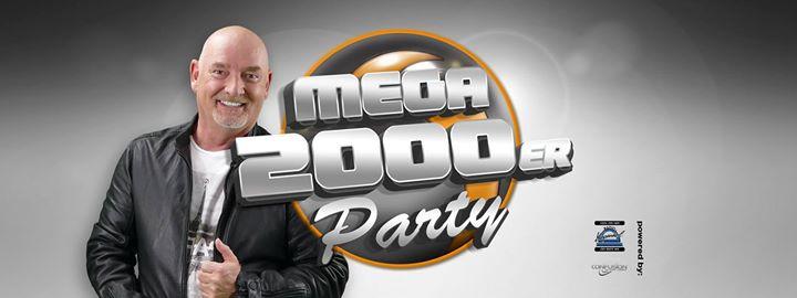 Mega 2000er Party • Bürgerhalle Coesfeld