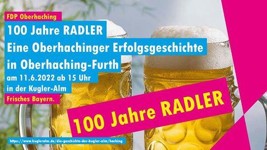 100 Jahre Radler