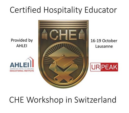 Certified Hospitality Educator Workshop