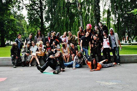 3. Zombie Walk St. Gallen 2020