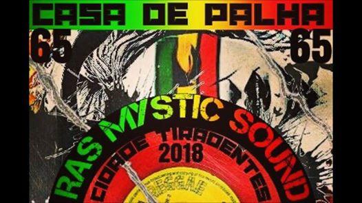 - Ras Mystic Sound -