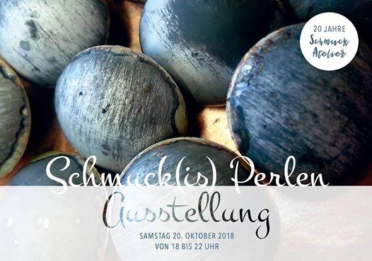 Schmuck(is) Perlen Ausstellung, 20 Jahre Schmuckkurs