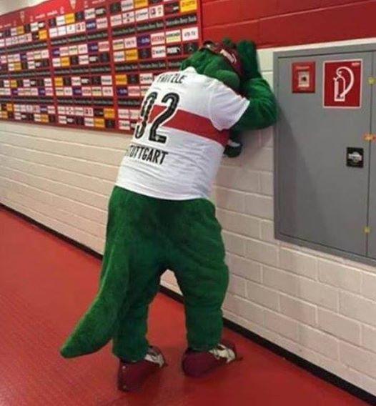 Fan-Korso Verabschiedung Hannes Wolf