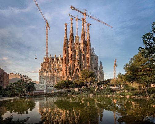 Basílica de la Sagrada Família Completion