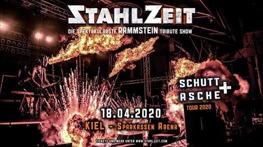 STAHLZEIT in Kiel [DE] + Sparkassen Arena