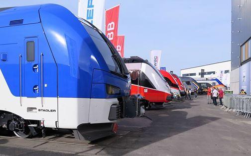 Fachmesse InnoTrans 2020 Berlin