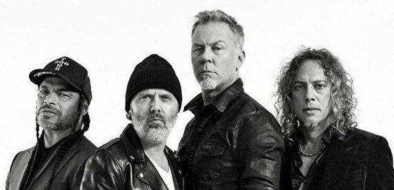Metallica Zürich