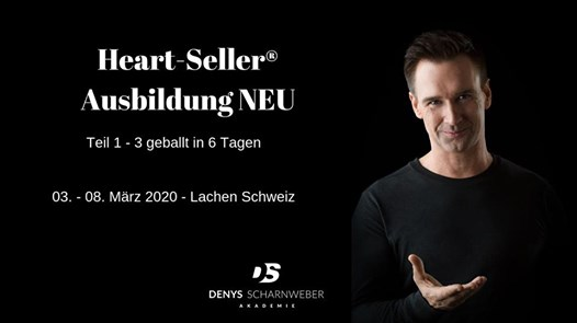 Heart-Seller® NEU