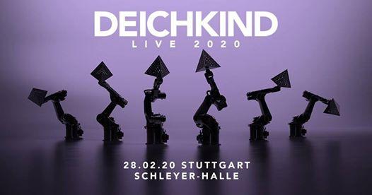 Deichkind ▲ Stuttgart ▲ Schleyer-Halle
