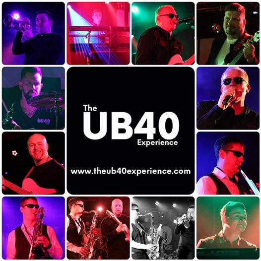 The UB40 Experience