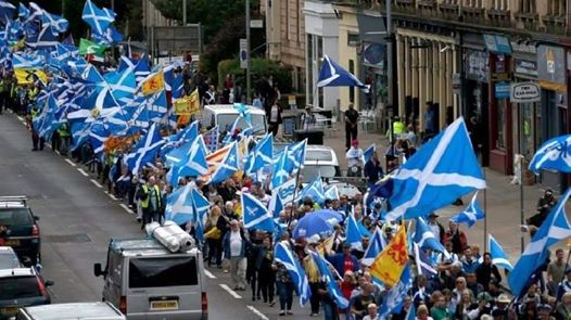 March for Independence- Elgin