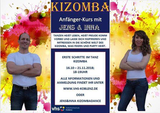 Kizomba Anfängerkurs