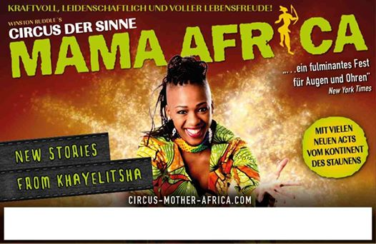 Circus Mama Africa - New Stories from Khayelitsha, Linz